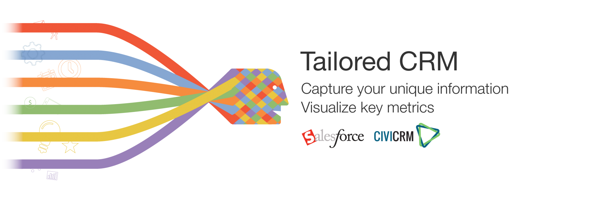 Tailored CRM