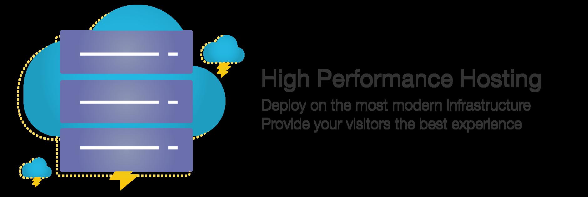 High Performance Hosting