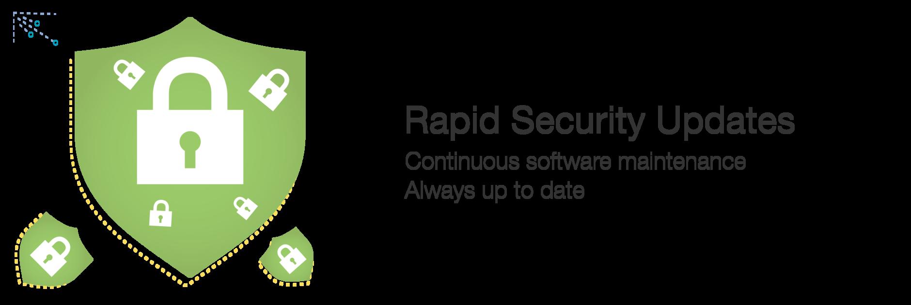 Rapid Security Updates