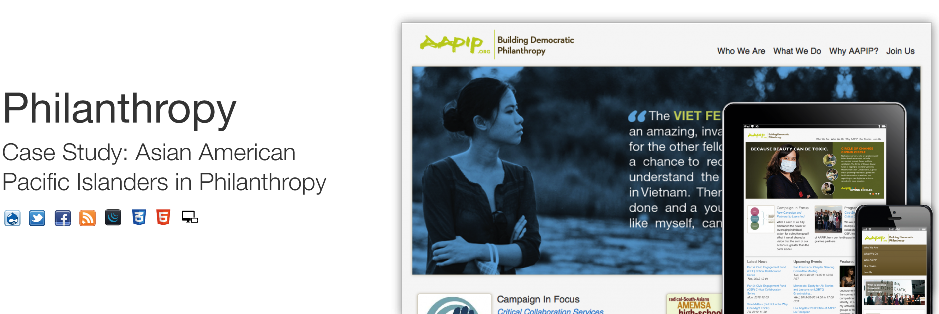 Philanthropy Case Study