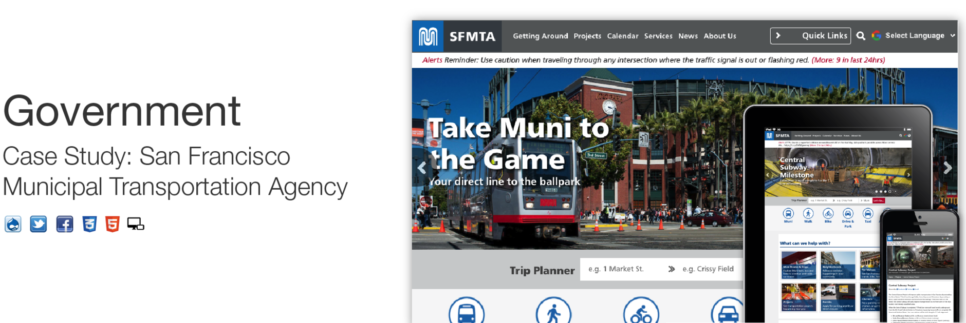 San Francisco Municipal Transportation Agency (SFMTA)